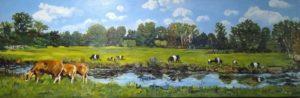 Schilderij Jeanne van Kaathoven